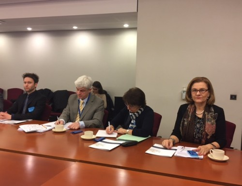 Europa caută soluţii urgente la o provocare mondială extremă. Maria Grapini într-o dezbatere pro reducerea risipei alimentare!