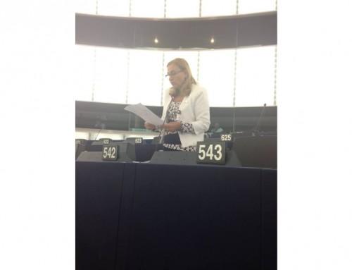 Europarlamentarul Maria Grapini în corespondenţă cu comisarul Vera Jourova. Grapini cere stoparea standardelor duble în domeniul produselor alimentare!