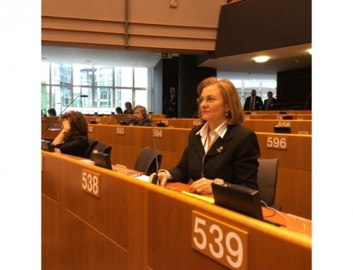 """Reacție rapidă a europarlamentarului Maria Grapini la vehemența est-europeană: """"Grupul de la Vișegrad bate cu pumnul în masă, în privința standardelor duble la produsele alimentare. România, unde e, ce face, tace?"""""""