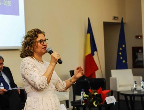 Meat & Milk 2017: Maria Grapini le va vorbi producătorilor români despre calitate și sustenabilitate