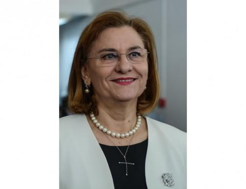Maria Grapini, alături de întreprinzătorii și cetățenii din  Buziaș!