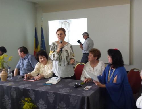 Ie, ie, Românie! Europarlamentarul Maria Grapini a îmbrăcat Timișoara în tricolor