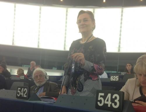 Eveniment european major, în PE! Maria Grapini va ţine un discurs despre impactul Brexit asupra agenţilor economici