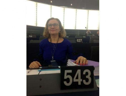 Maria Grapini pleacă la Sofia. Umanista este parte a Grupului de control parlamentar de control al EUROPOL!