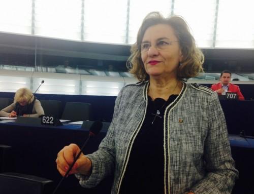 Succes important al Mariei Grapini, în favoarea agricultorilor! CE a inclus România pe lista celor care pot crește suma plătită în avans celor afectați de calamități