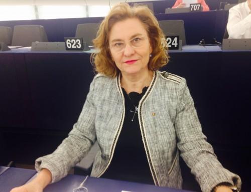 """Maria Grapini: """"De ce ne mirăm că am pierdut cursa EMA? România oferă un spectacol tragic, zi de zi…"""""""