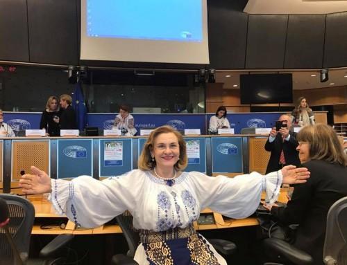 Românii au decis: Maria Grapini este europarlamentarul cel mai reprezentativ!