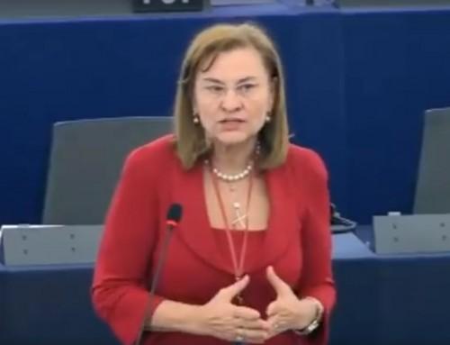 """În tematica Brexit, Maria Grapini pune cetăţeanul pe primul loc: """"Obiectivul nostru important vizează cum putem să ajutăm mai mult agricultorii europeni, micile întreprinderi, cum putem să sprijinim cetăţenii!"""""""