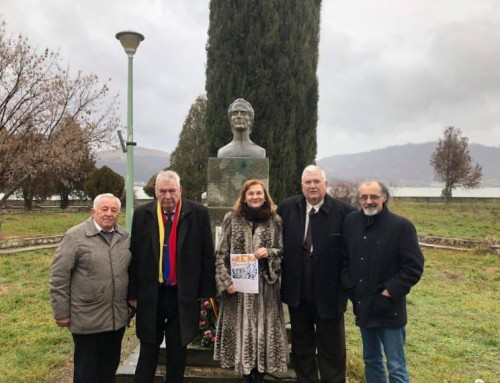 Succesul de la Bruxelles a fost răsplătit în țară: Maria Grapini a fost premiată de Academia de Științe a Moldovei, Fundația Lumina și Episcopia Severinului!