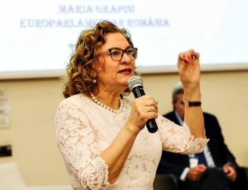 """Vicepreședintele CNMR, Maria Grapini, organizează, la Timișoara, Conferința """"Oportunități și obstacole pentru economia românească""""!"""