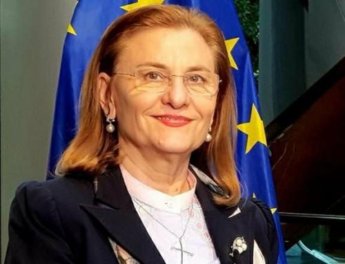 Maria Grapini, invitată la prima ediție a Congresului Internațional al Culturii Române de la Timișoara!