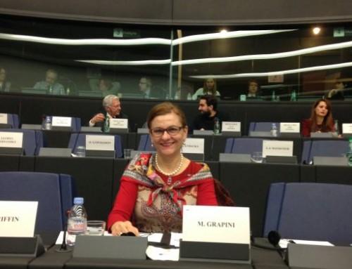 Maria Grapini câștigă o nouă bătălie pentru IMM-uri, în PE. La propunerea umanistei, s-au alocat 800.000 de euro în plus!