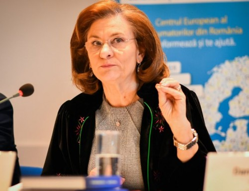 Inițiator al unei scrisori oficiale adresate Consiliului European, Maria Grapini cere tratament egal și accesul României în Schengen!