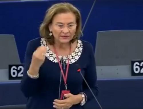 """Maria Grapini a sancționat în PE înșelătoria marilor companii: """"Vorbim de înșelăciune și de faptul că avem cetățeni de mâna întâi sau de mâna a doua!"""""""