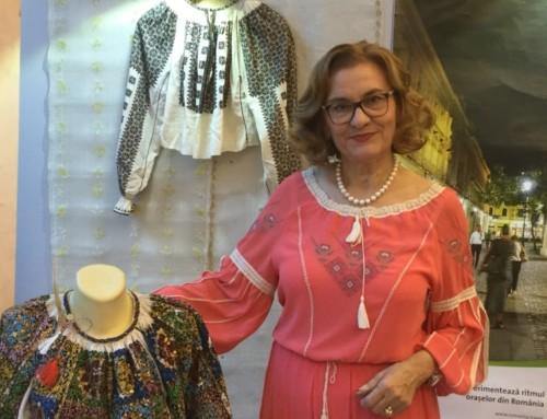 La mai puțin de o lună de Ziua Centenarului, la Bruxelles, Maria Grapini prezintă Europei valorile României!