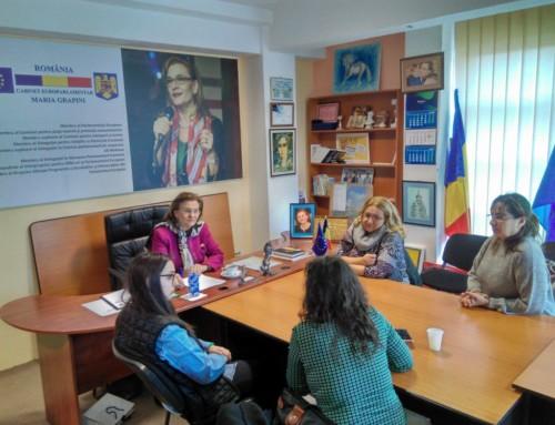 Audiențe dedicate persoanelor cu dizabilități: Maria Grapini va face demersuri pentru măsuri urgente de corecție a problemelor din sistem!