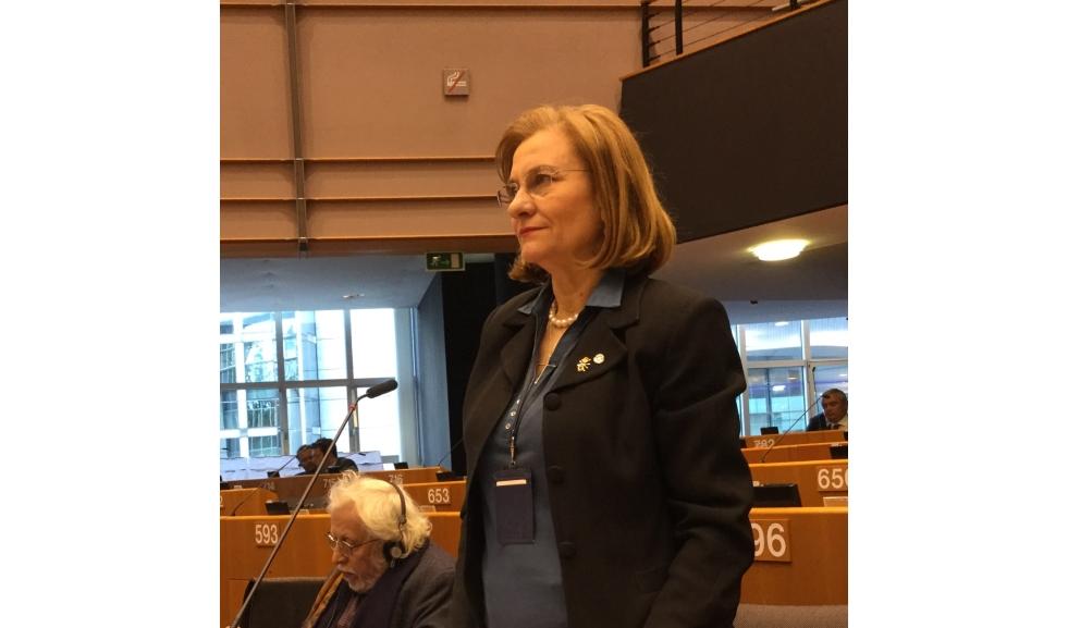 """Maria Grapini insistă, oficial, pentru coeziune socială: """"Investiţiile UE trebuie să ajungă acolo unde e cea mai mare nevoie de ele!"""""""