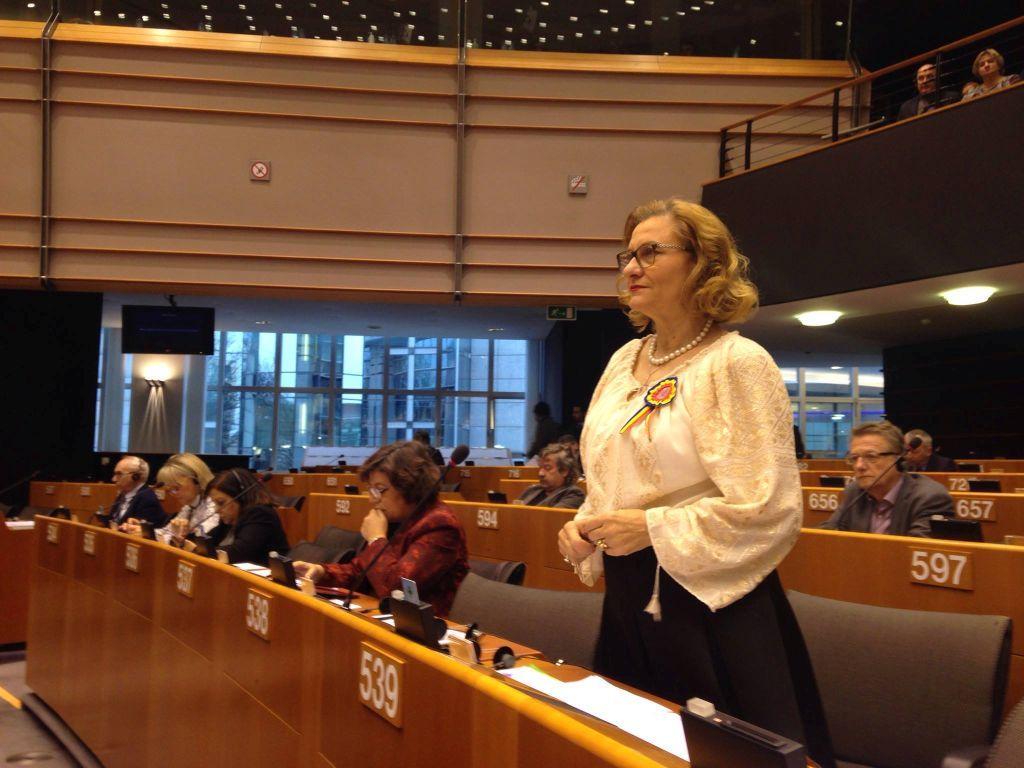 Maria Grapini a semnat scrisoarea deschisă a CNMR, adresată ambasadorului Ungariei la București!