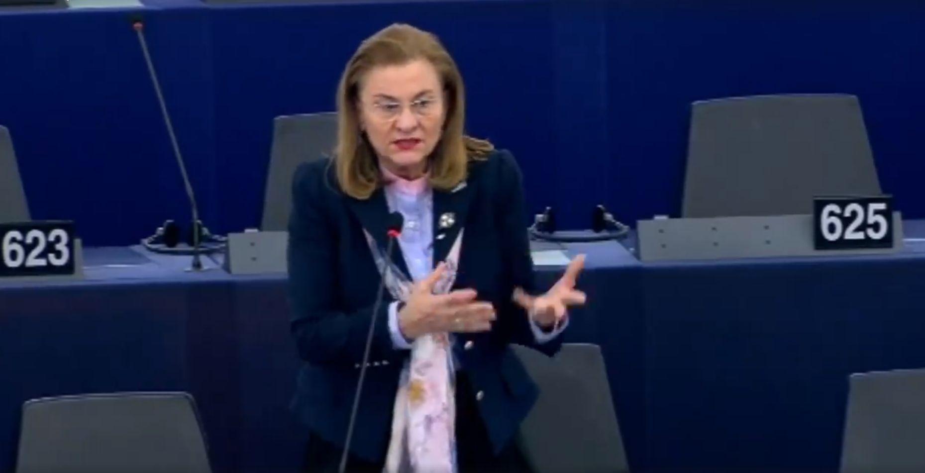 """Maria Grapini a repus pe agenda PE temele critice ale României și Bulgariei: """"Este nedrept să avem un președinte al Europei care nu este în spațiul Schengen!"""""""