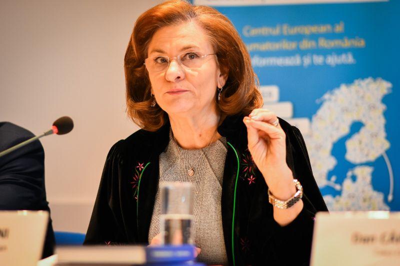 """Maria Grapini cere accelerarea negocierilor în pachetul pe mobilitate: """"Cum să nu vorbim despre liberalizare?"""""""