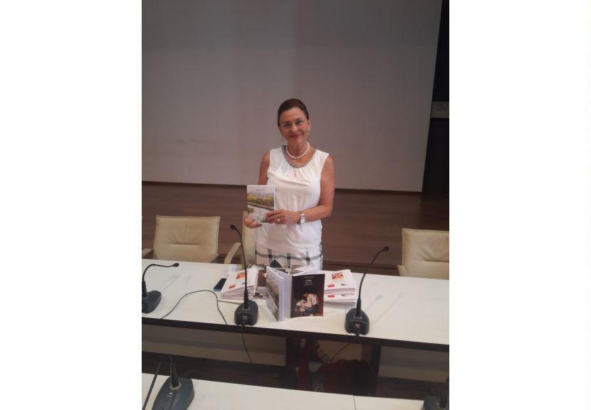 Maria Grapini îi invită pe timișoreni la o nouă Cafeneaua culturală umanistă!