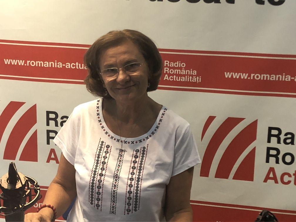 Maria Grapini apără drepturile de autor!