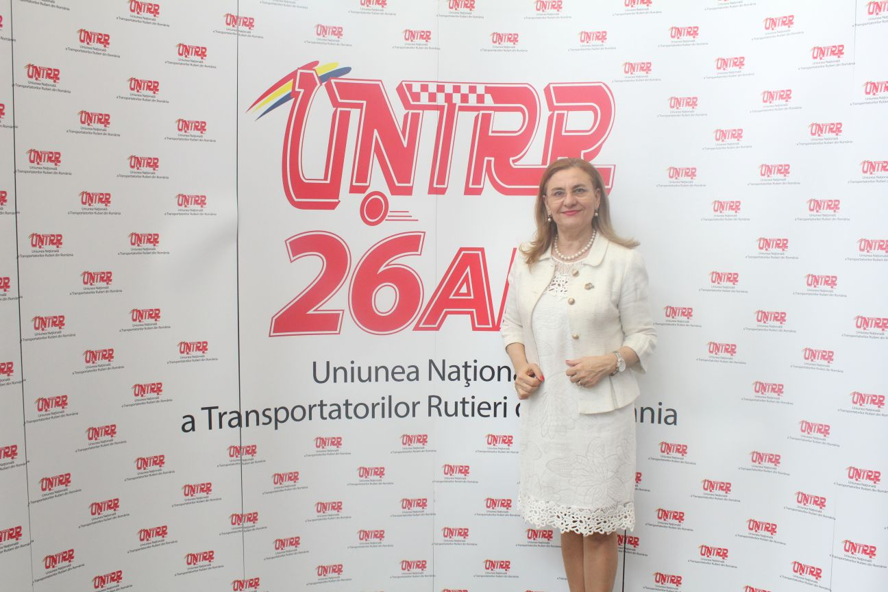 """UNTRR se bazează pe vocea Mariei Grapini. Transportatorii români sunt disperați: """"Plată egală pentru muncă egală în același loc – acest principiu trebuie aplicat și companiilor din Centrul și Estul UE!"""""""