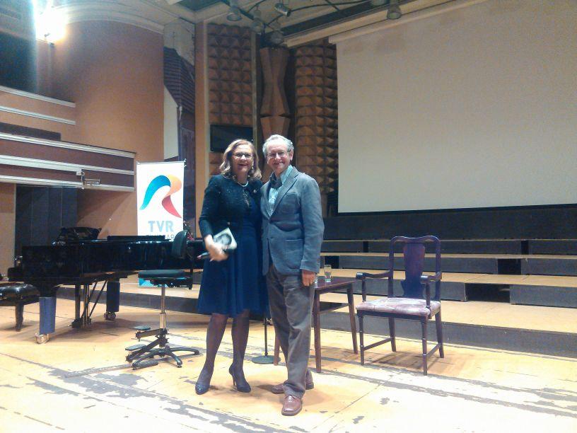 A promis, l-a readus! În An Centenar, eveniment de suflet cu Dan Puric, organizat de europarlamentarul umanist, Maria Grapini!