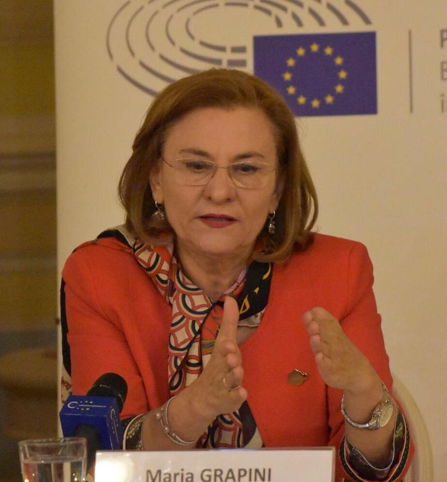 """Mesajul europarlamentarului Maria Grapini, de Ziua Internațională a Drepturilor Omului """"Suntem liberi și egali în drepturi!"""""""