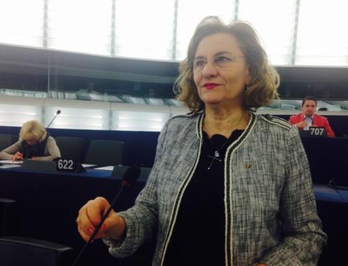 Maria Grapini cere Comisiei Europene pași concreți de combatere a epidemiei gripale din UE
