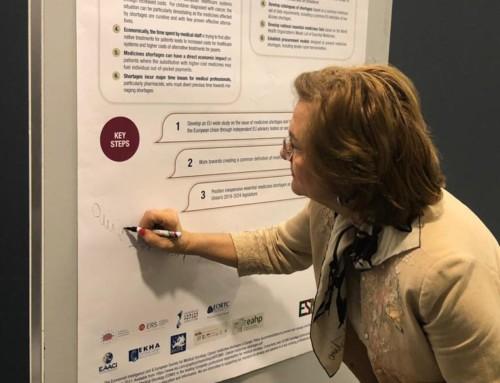 Criza medicamentelor oncologice generează demersuri importante: Maria Grapini, semnatara unui apel-document european de impact!